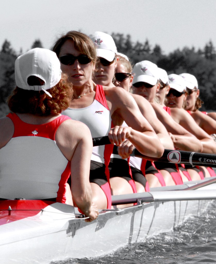 Canadian Women's 8+