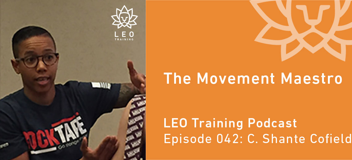 LT 042 | The Movement Maestro – Dr. C. Shante Cofield