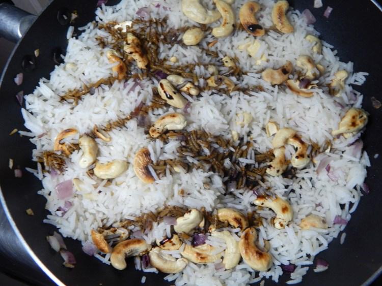 cashewnut rice 7