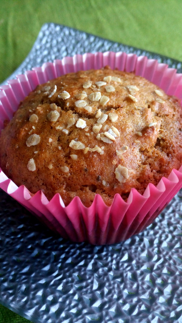 chia seeds muffins
