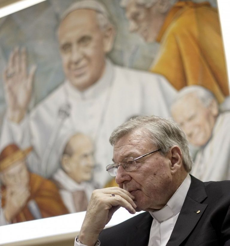 The Vatican attempts complete media ban of Cardinal Pell's trial