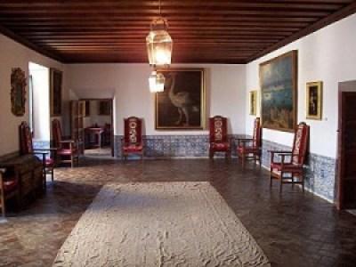 El Escorial, aposentos de Felipe II. Castelo medievais