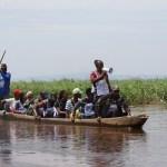 RDC : Les enfants de 0 à 59 mois des communautés vulnérables des îlots du fleuve Congo vaccinés contre le poliovirus dérivé de la souche vaccinale
