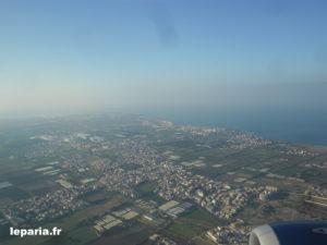 Expulsion : l'arrivée sur Alger