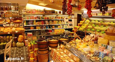 Türkische Lebensmittel