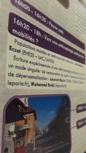 Programme Lyon Leparia