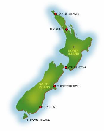Crédits image Nouvelle-Zélande : titanhitours.co.uk