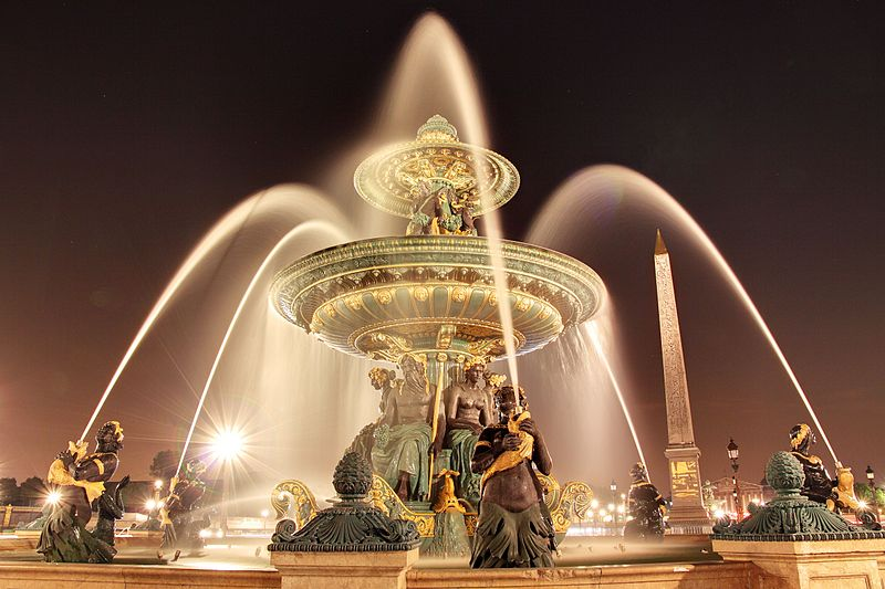 plus belles fontaines de paris fluviale