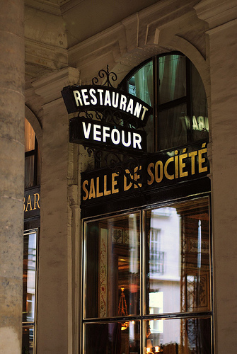 le_grand_vefour plus vieux restaurants de paris