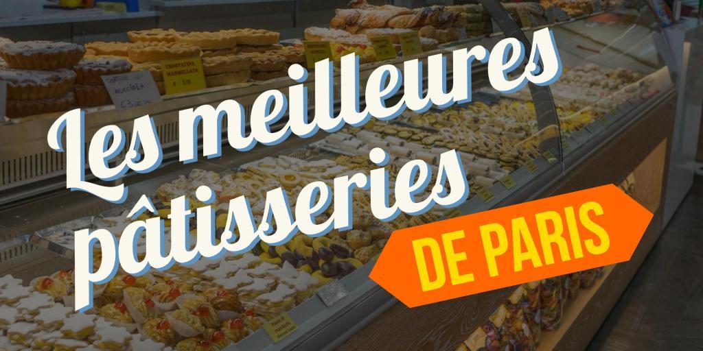 meilleure patisserie de Paris