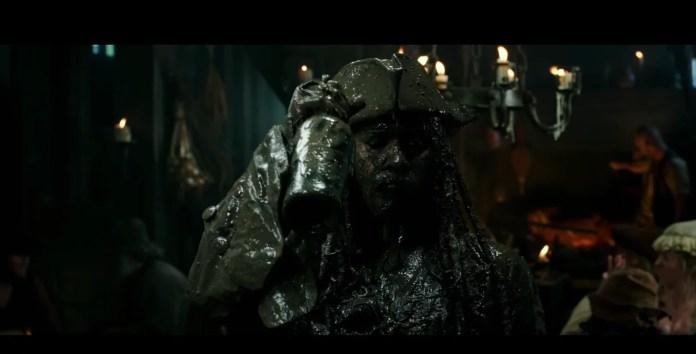 Super Bowl 2017: Jack Sparrow