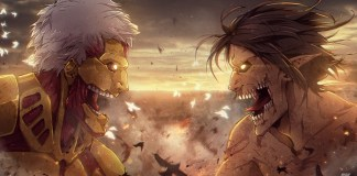 Anime Attack on Titan akan tayang pada 2 April