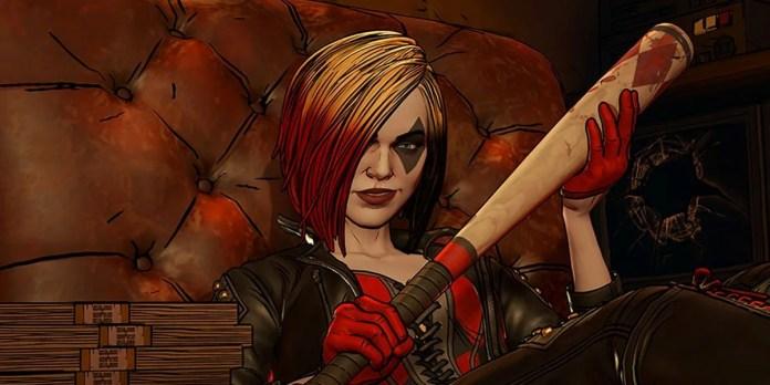 Harley Quinn Telltale Batman