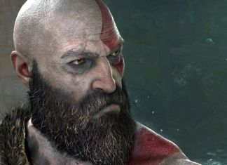 God of War Baru