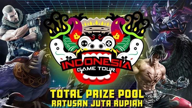 Indonesia Game Tour 2018