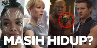 Avengers Infinity War - Karakter Yang PASTI Masih Hidup