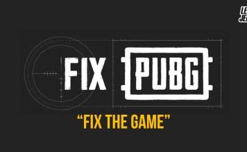 FIX PUBG