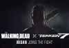 Negan The Walking Dead Siap Bertarung di Tekken 7