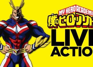 Live-Action Boku No Hero Academia Sedang Dikerjakan