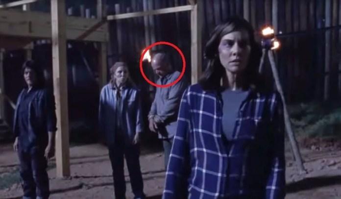 Maggie dan kematian Gregory