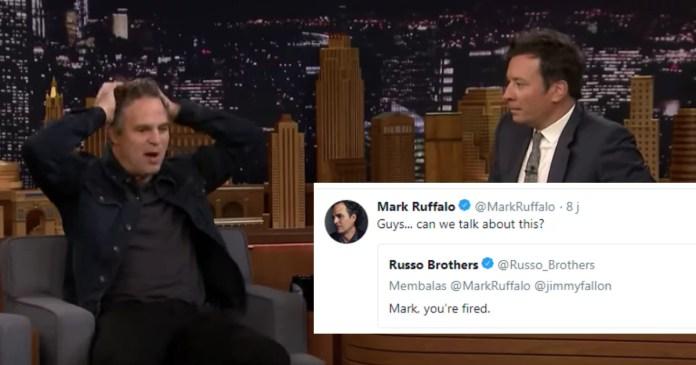 Mark Ruffalo Spoiler