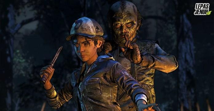 The Walking Dead Final Season Episode 3 & 4 Segera Rilis!