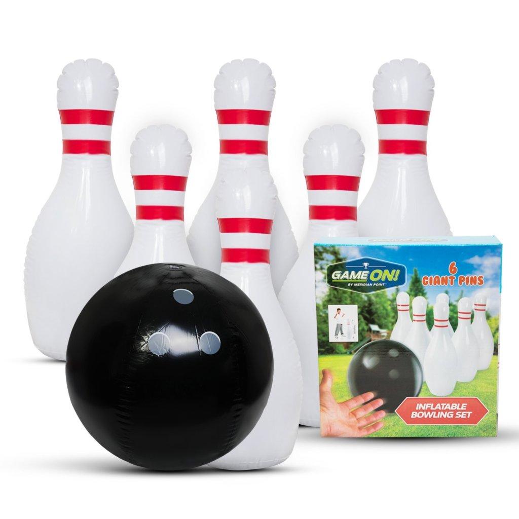 bowling gonflable géant