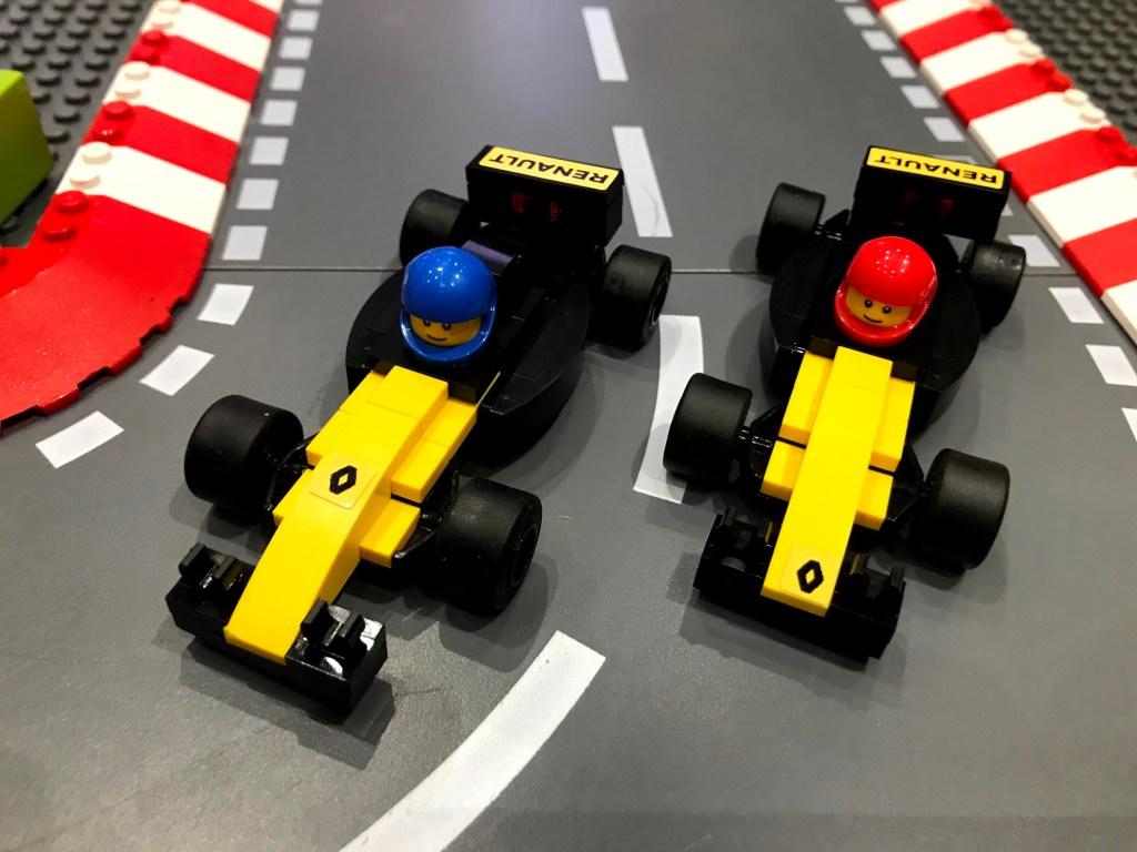 Lego F1 Renault