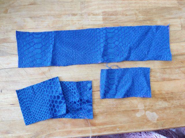 Tissu à couper