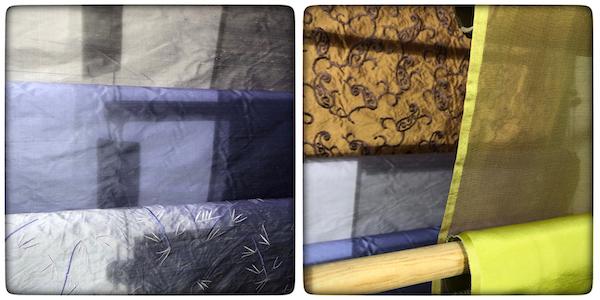 Transparence des textiles