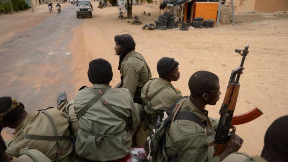 """Résultat de recherche d'images pour """"camp de terroristes au Burkina"""""""