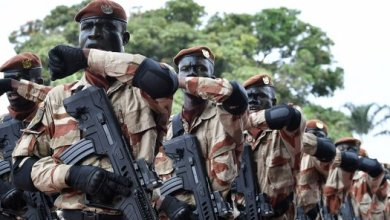Photo of ATTAQUE D'UNE CASERNE MILITAIRE A ABIDJAN