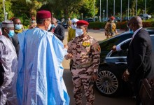 Photo of MAHAMAT IDRISS DEBY AU NIGER
