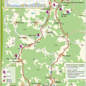 Les Arques 11.8 km 1 hour Average