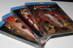 Indiana Jones Steelbooks