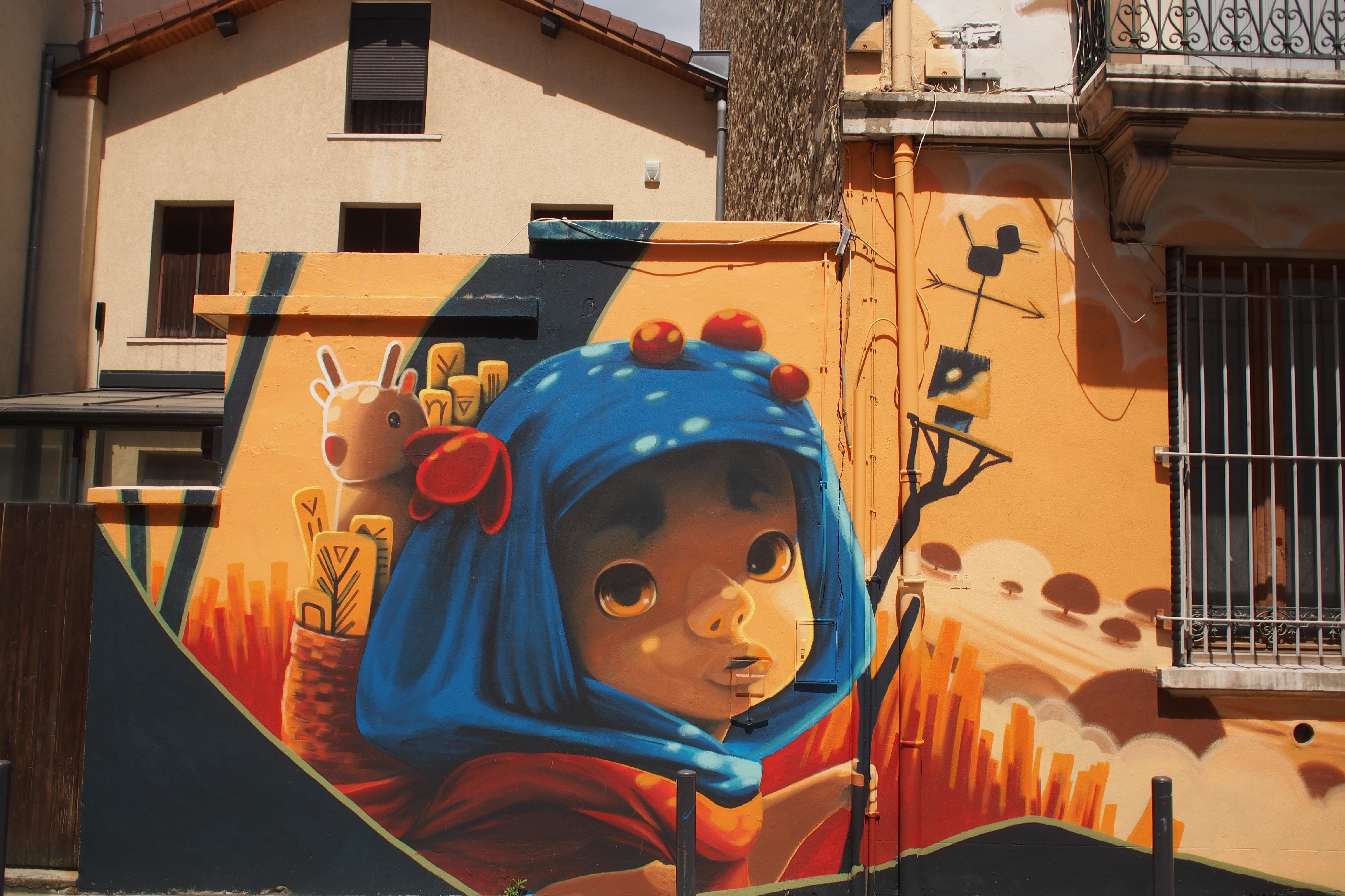 """Grenoble – """"Skatepark, Street Art, Anniversaire"""""""