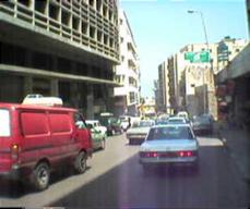 circulation Beyrouth