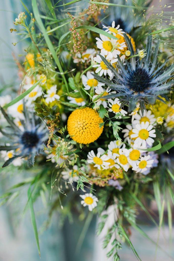 matrimonio vintage fiori