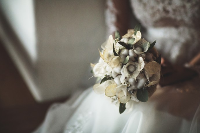 matrimonio invernale - Le Petit O weddings bouquet