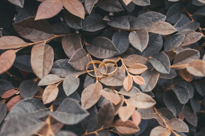matrimonio invernale le petit o - i colori