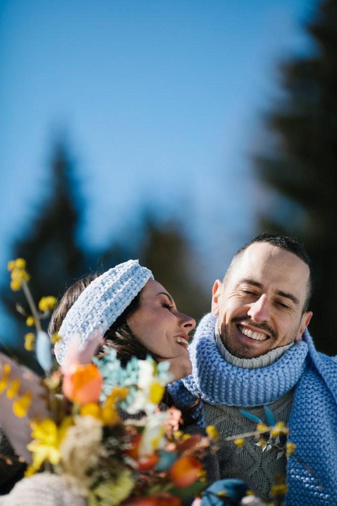 micro-wedding bouquet Plantina