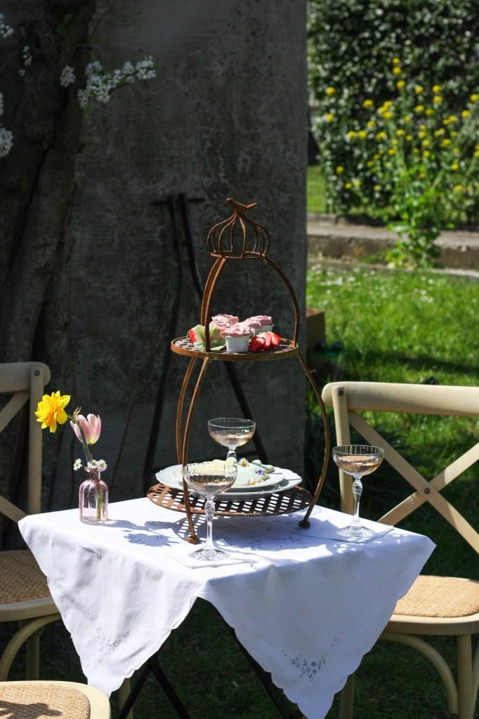 festa in giardino Le Petit O