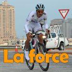 La force en cyclisme