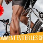 Comment éviter les crampes à vélo ?