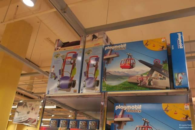 Speelgoed (Le petit requin)