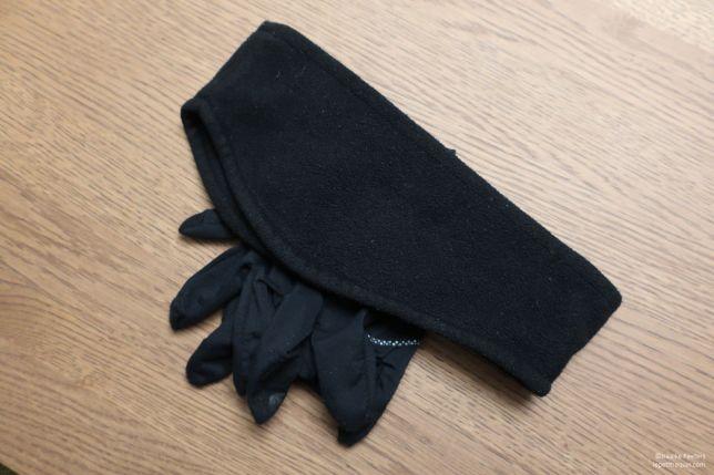Handschoenen en muts (Le petit requin)