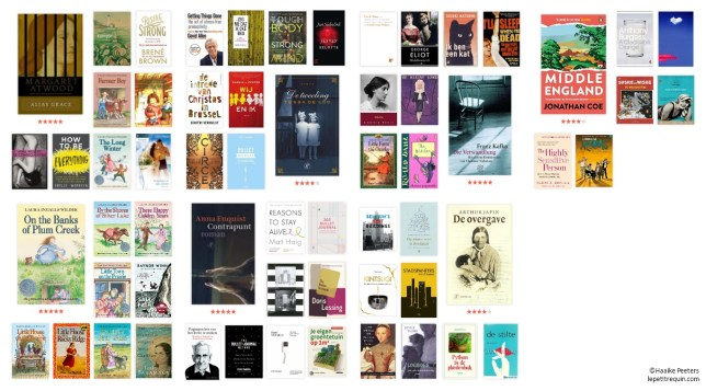 Boeken 2019 (Le petit requin)