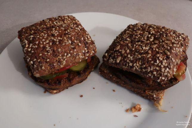Hamburgers (Le petit requin)