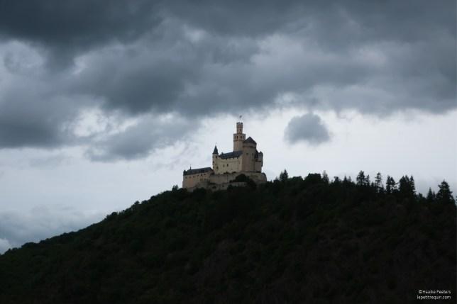 Schloss Marksburg (Le petit requin)
