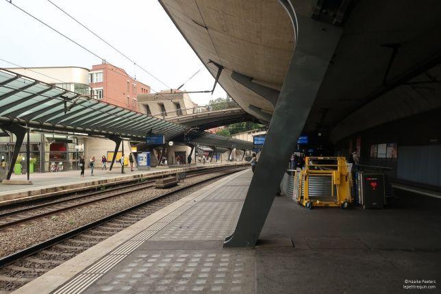 Bahnhof Stadelhofen (Le petit requin)